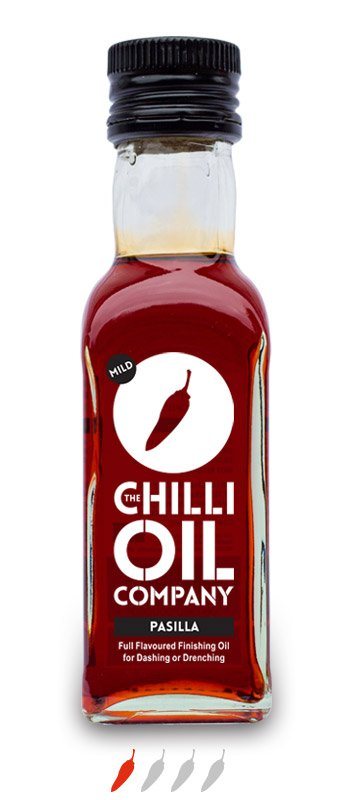 Pasilla Chilli Oil