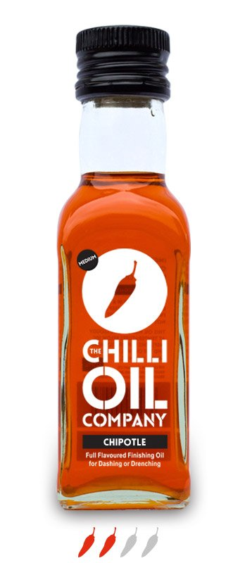 Chipotle Chilli Oil