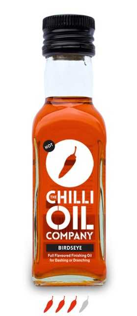 Birdseye Chilli Oil