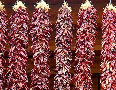 New Mexico Red Chilli