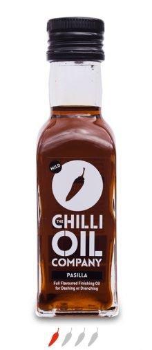Pasilla Chilli Oil