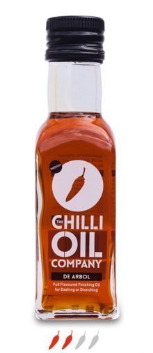 De Arbol Chilli oil