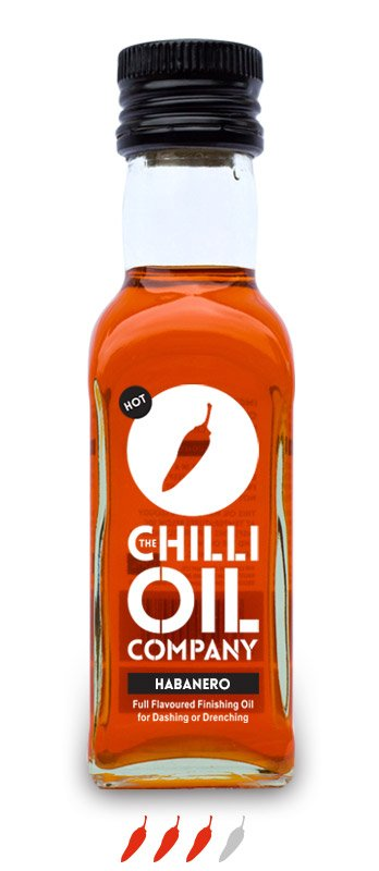 Habanero Chilli Oil