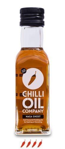 Naga Ghost Chilli Oil
