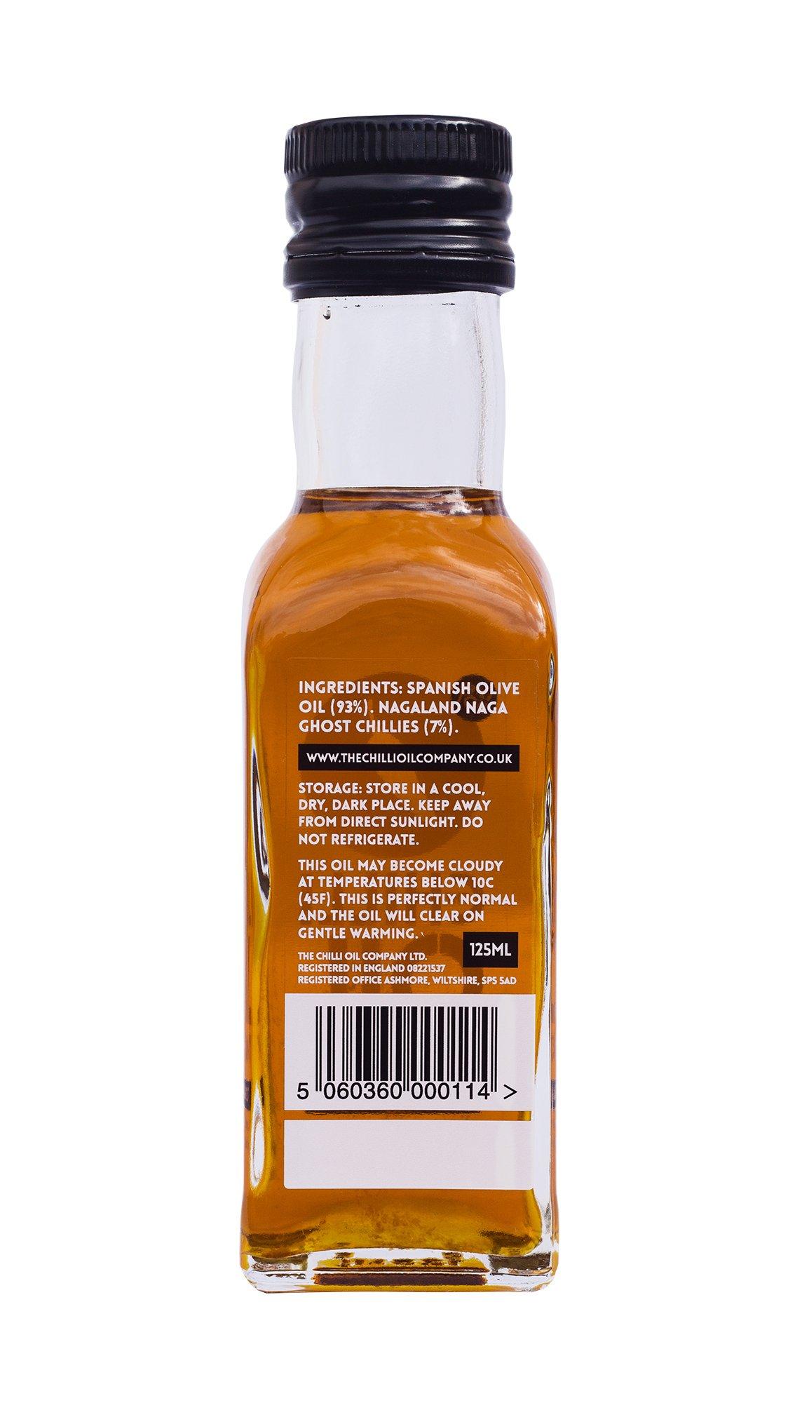 Naga Ghost Chilli Oil