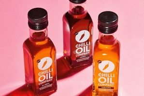 Three Chilli Oils