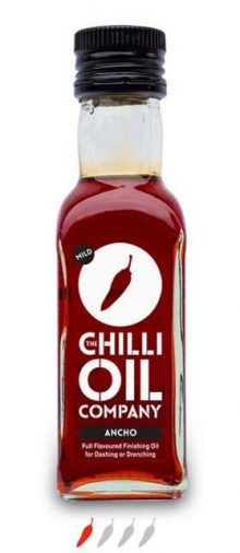 Ancho Chilli Oil