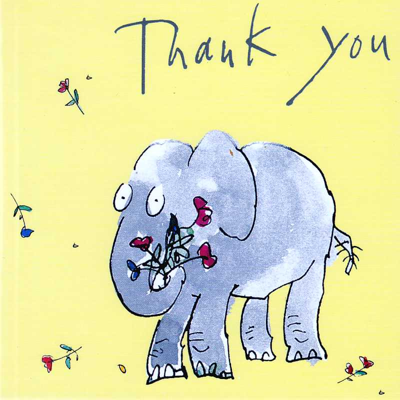 Thank you - Jumbo