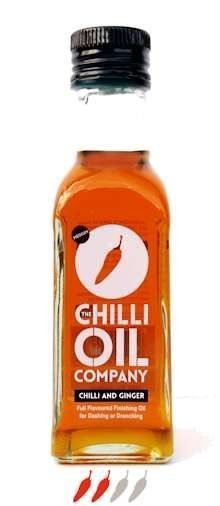Chilli and Ginger Oil