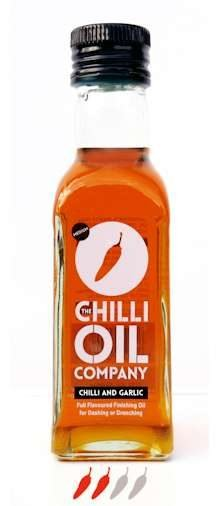 Chilli and Garlic Oil