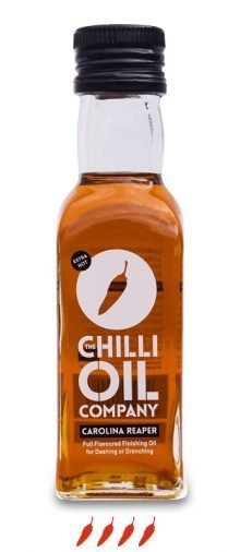 Carolina Reaper Chilli Oil
