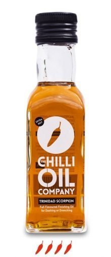 Trinidad Scorpion Chilli Oil
