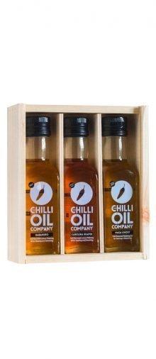 Chilli Oil Gift Box Set