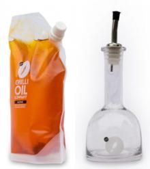 Chilli Oil Decanter and Refill